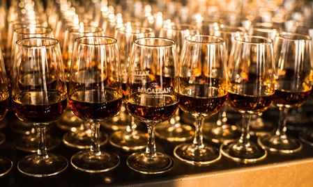 The Macallan 1824 Series Launch