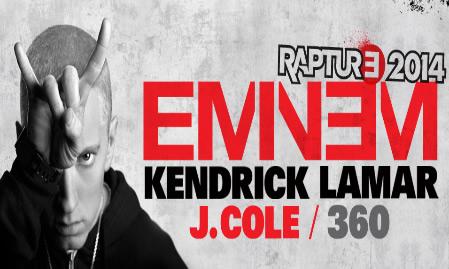 Eminem Touring