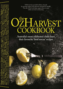 The OzHarvest Cookbook