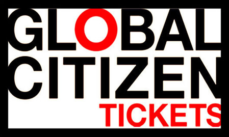 Global Citizen Tickets