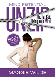 Unzip the Fat Suit Using Your Mind