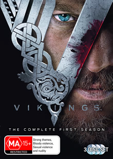 The Vikings: The Complete First Season