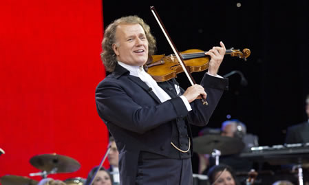André Rieu's 10th Anniversary