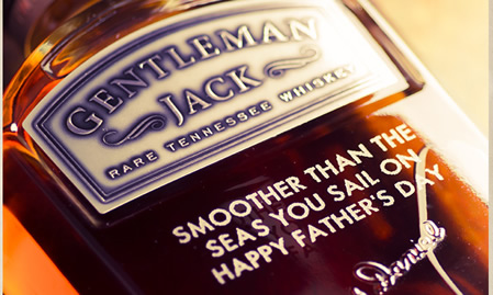 Father's Day with Gentleman Jack