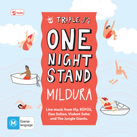 triple j's One Night Stand Mildura
