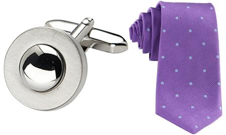Ganton Tie & Cufflink Combo