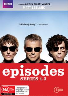 Episodes: Series 1-3