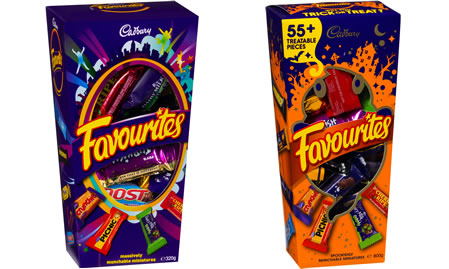 Cadbury Favourites