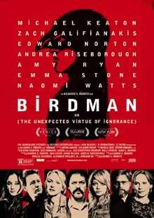 Birdman Or The Unexpected Virtue Of Innocence