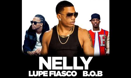 Nelly Australian Tour