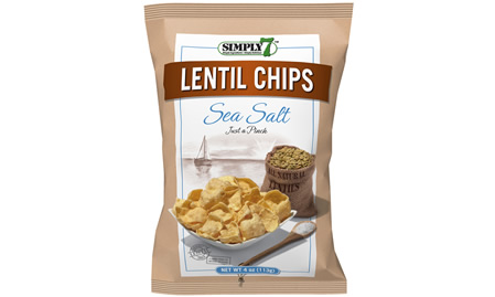 Lentil Sea Salt