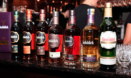 Glenfiddich Pop Up Bar