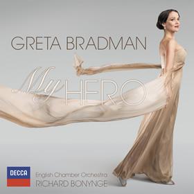 GRETA BRADMAN: My Hero