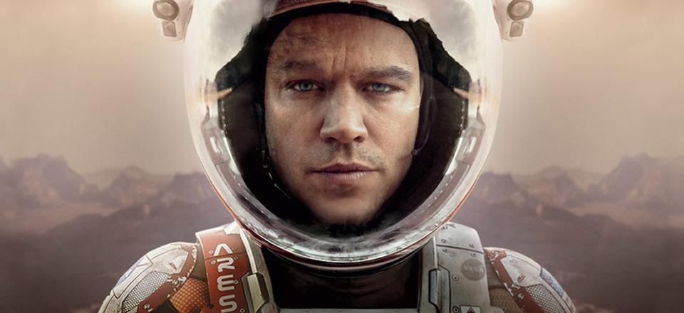 Ridley Scott Takes Matt Damon To Mars
