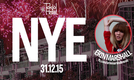 New Years Eve at Tokio Hotel