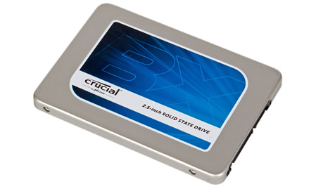 Crucial BX200 Solid State Drive