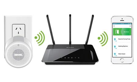 D-Link ANZ Wi-Fi Siren
