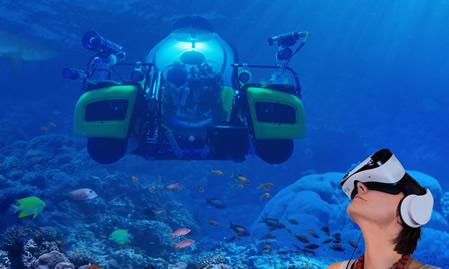 David Attenborough's Virtual Reality Experiences