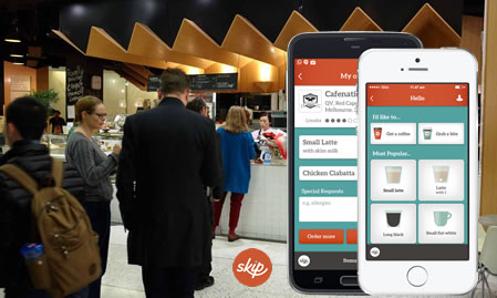 Skip The Queue with the Skip App