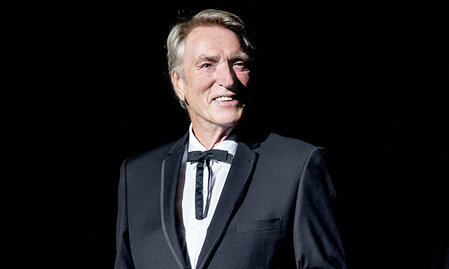 Frank Ifield Returns To The Stage
