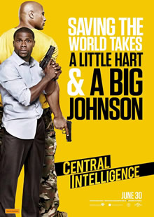 Central Intelligence: Review
