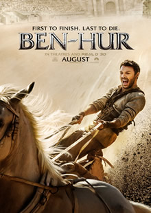 Ben Hur: Review