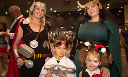 Oz Comic-Con Sydney returns