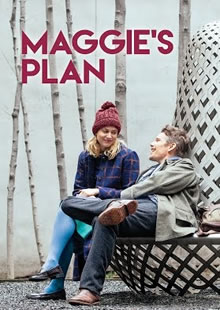 Maggie's Plan: Review