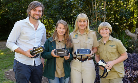Virtual Reality first launches in Queensland