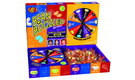 BeanBoozled Jumbo Spinner