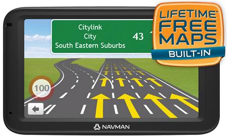 Navman MOVE70LM GPS