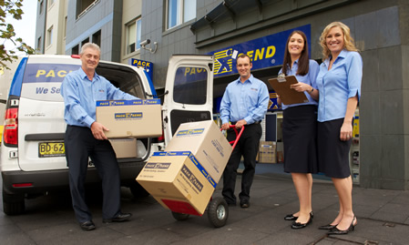 New Australian small business grant from PACK & SEND