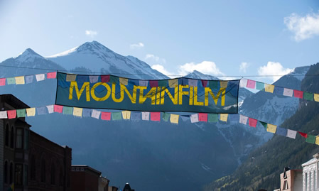 Telluride Mountainfilm coming to Australia