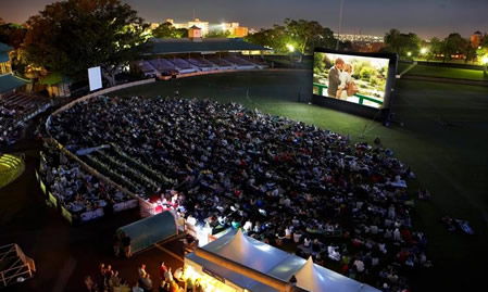 Sunset Cinema is back