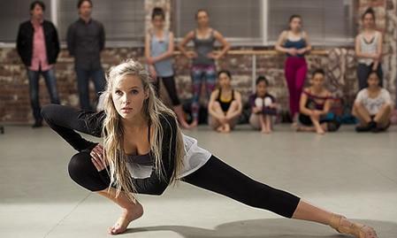 Dance Academy's Alicia Banit