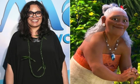 Interview with Moana's Rachel House
