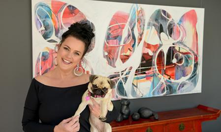Artist Feature: Lara Scolari