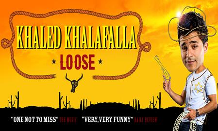 Khaled Khalafalla is Loose