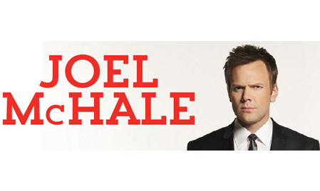 Joel McHale Down Under