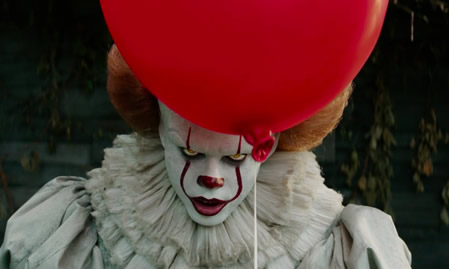 Stephen King's IT: Before & After
