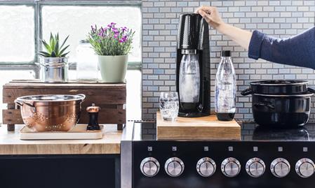 SodaStream Launches New Spirit Range