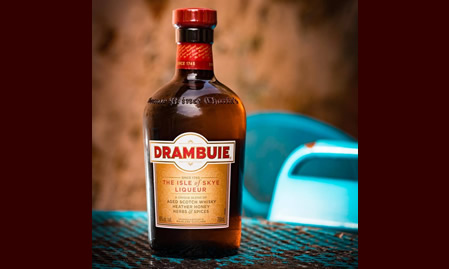 Drambuie Relaunches With Refined New Look