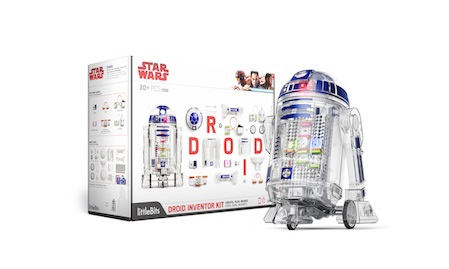 Bring a Star Wars Droid to life with the Droid Inventor Kit