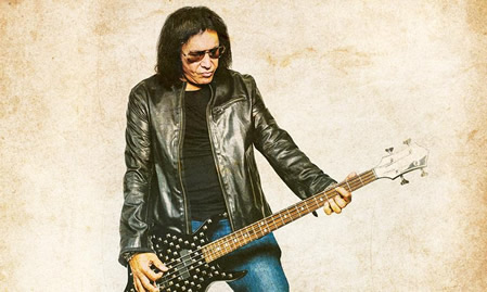 Gene Simmons Touring Australia In 2018