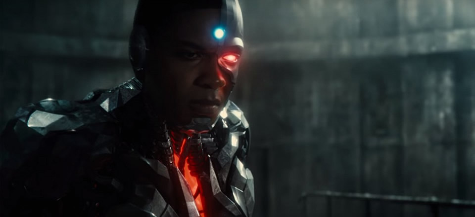 Ray Fisher Talks Justice League