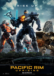 Pacific Rim Uprising: Movie Review