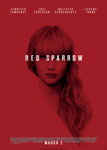 Red Sparrow: Movie Review