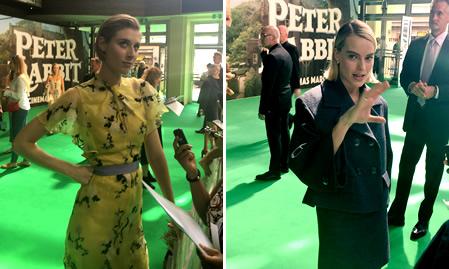 Elizabeth Debicki & Margot Robbie Interview