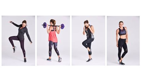 MB Active: New Activewear Range by Michelle Bridges