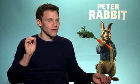 Peter Rabbit: Interview with Director Will Gluck